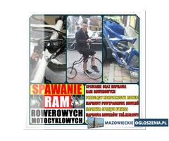 Szybki Rowerowy Serwis Mobilny - Siedź w domu!  Konstancin Józefoaław Warszawa Zawady