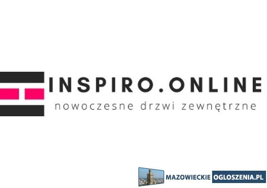 Inspiro.Online - nowoczesne drzwi zewnętrzne